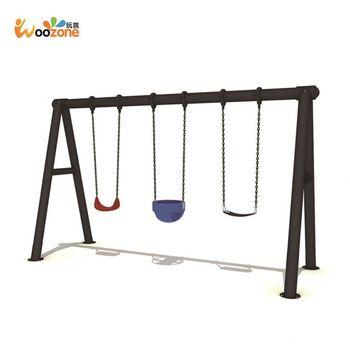 Cheap Children Outdoor Swing Chair Metal Kids Outdoor Garden Swing