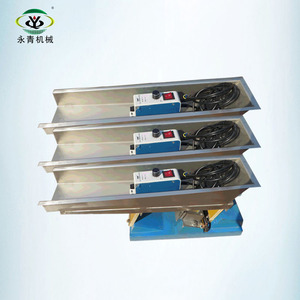 GZV electromagnetic linear vibrating feeder specification with controller