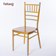2018 wholesale price bamboo tiffany chair for wedding event