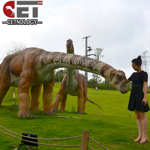 Remote Control Life Size Dinosaurs Models Statues Realistic Simulation Robot T Rex Animatronic Dinosaur For Sale