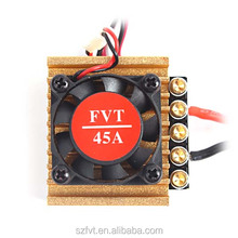 FVT High Quality Racing 45A brushless ESC for Car