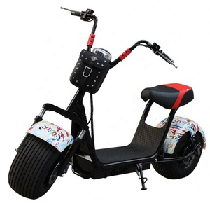 Hot Hot Hot Sale In India Citycoco 1000 W Electric Scooter