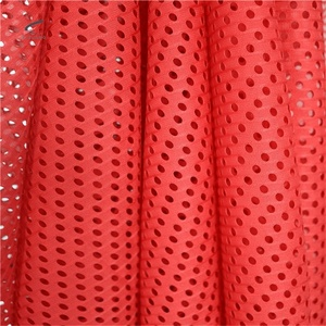 100% Polyester Quick Drying Mesh Fabric For Sportswear