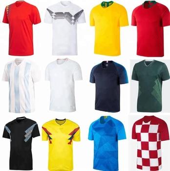 2018 direct factory world cup Croatia soccer jersey football sportswear 708f1f88a