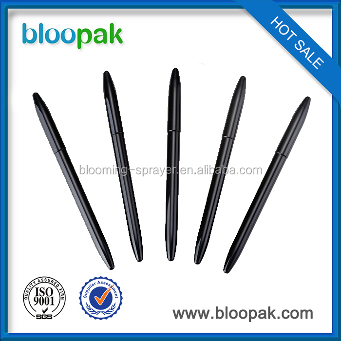 Hot selling good quality true Black cosmetic pen