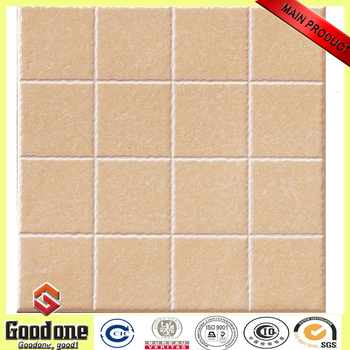 Brown Flower Glazed Ceramic Floor Tiles Price Rustic Bathroom Tiles