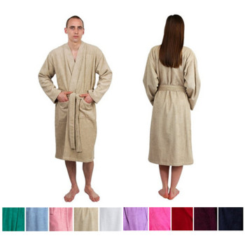 0e089760fb7a 5 star bath robe and slipper set custom bath robe bamboo cheap bathrobe