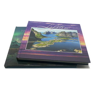 Books print Custom make a4 pretty hardcover picture book printing