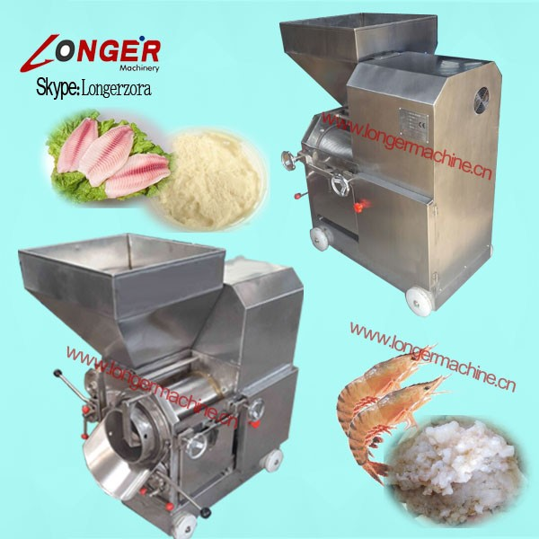 Prawn Meat Extracting Machine|Prawn Meat Separating Machine|Shrimp Meat Extractor