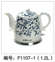 2017 Top quality wholesale price fashion ceramic electric kettle