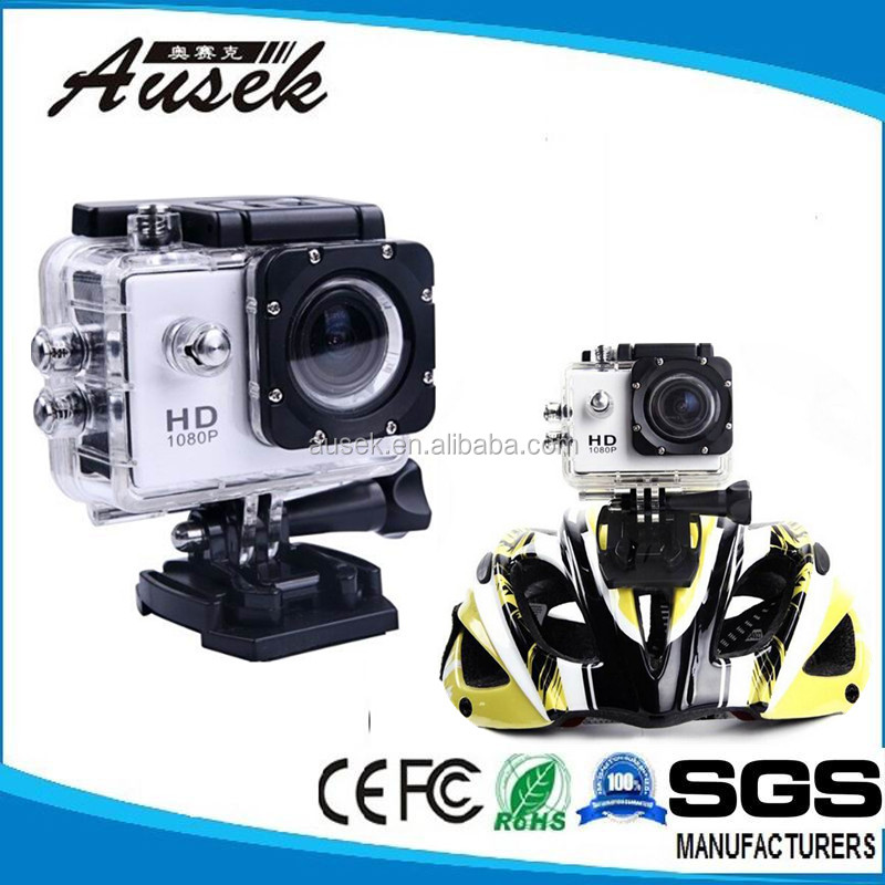 High Quality Night Vision White SJ4000 Hd Mini Sport Dv 1080p Manual