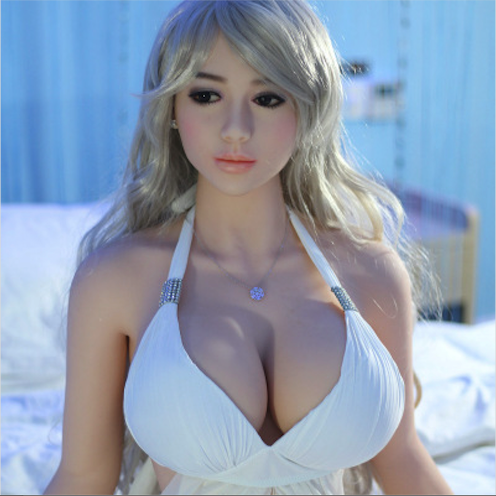 158CM big huge breast adult love toy mature sex doll for men silicone