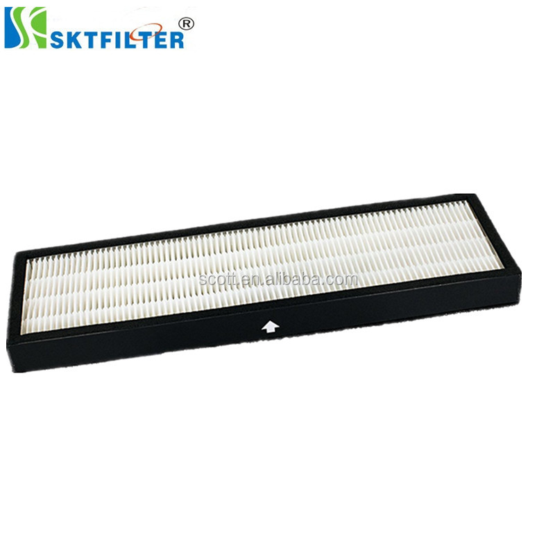 Factory supply vervanging h13 luchtreiniger hepa filter