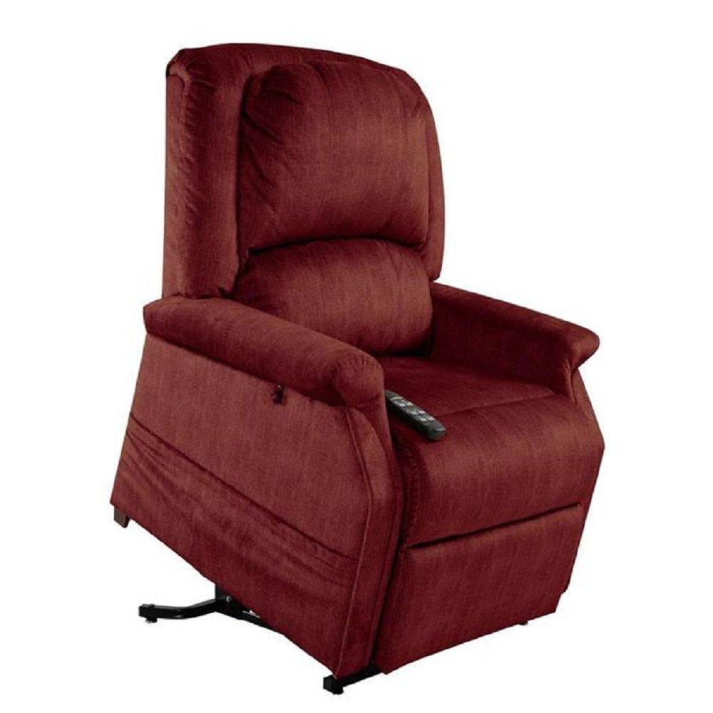 Cedar Infinite Position, Zero-gravity Reclining Lift Chair (Bordaux)