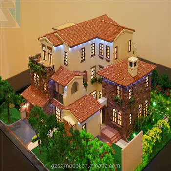 Good model house pictures