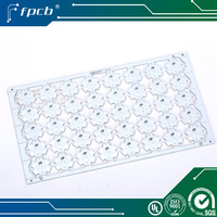 Manufacturer Supplier printed circuit board for led lights with good service