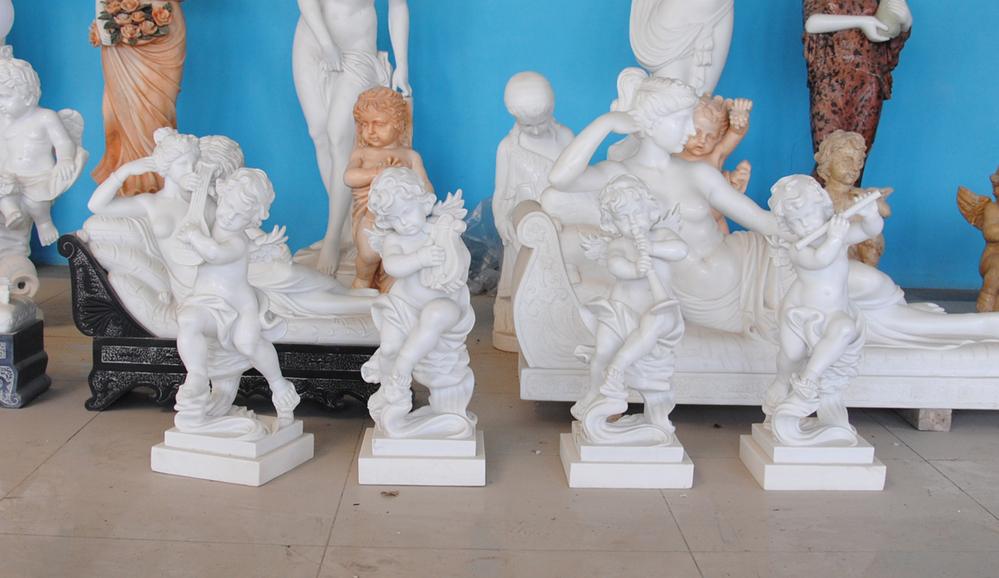Buddha statua di plastica statue da giardino buy statue - Statue da giardino in resina ...
