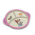 Eco-friendly custom low prices biodegradable kids bamboo fiber dinner plates