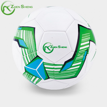 Zhensheng machine stitched football soccer ball