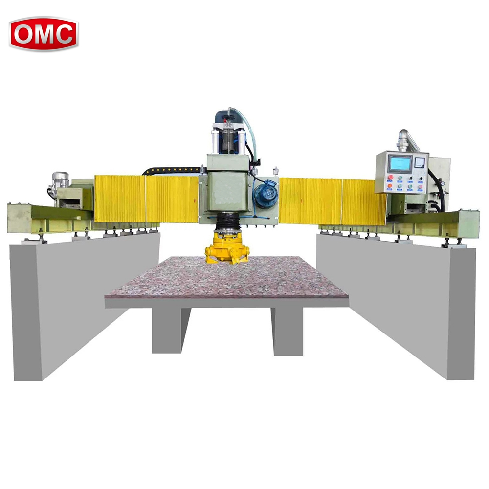 OMC-DTM Single Head Automatic Terrazzo Stone Tile Polishing Machine