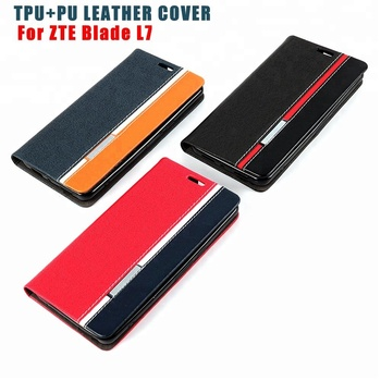 best website bdc85 d248b Pu Leather Flip Phone Case For Zte Blade L7 Mobile Phone Cover - Buy Mobile  Phone Cover For Zte Blade L7 5.0 Hot Sale Factory Pric,Leather Flip Phone  ...