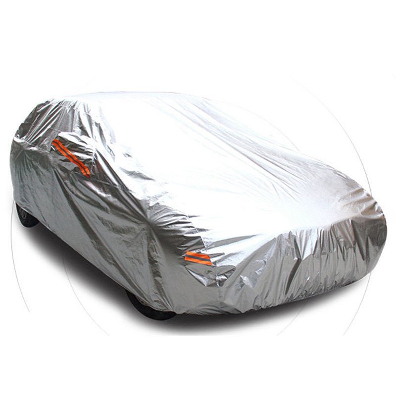 wasserdichte beheizte Universal Styling Winter Car Cover