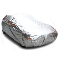 waterproof Heated Universal Styling Winter Car Cover