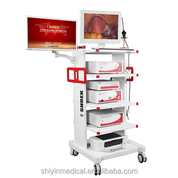 Программное обеспечение медицинской записи для лапароскопии, ENT