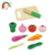 Vegetables cutting pretend play toy wooden kitchen toy,toy kitchen sets