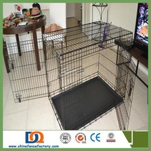 2015 Wholesale bamboo pet dog cages 8-l