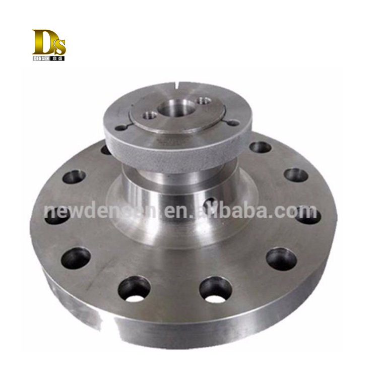 China Custom forging stainless steel, alloy cast steel and casting manufacturing machinery Parts