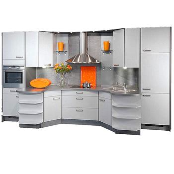 French bar counter round kitchen cabinet design, View kitchen ...
