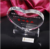 Blank Heart Shape Crystal Trophy Award Plaques Glass Wholesale