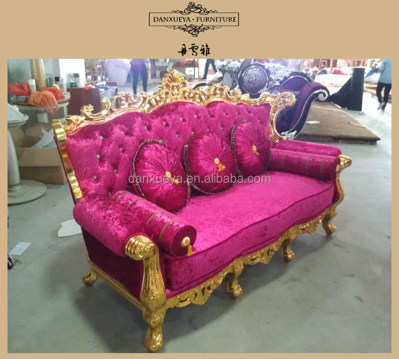 Fancy Classical Design Sectional Sofa Pink Buy Sectional