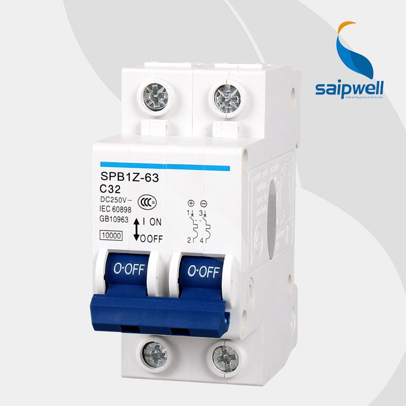 SAIP/SAIPWELL Electronic CE Certificated Earth Leakage Type 630 AMP Mould Circuit Breaker