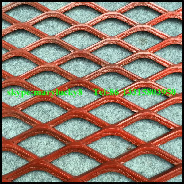 Diamant Streckmetall Muster Maschendraht Für Zaun - Buy Product on ...