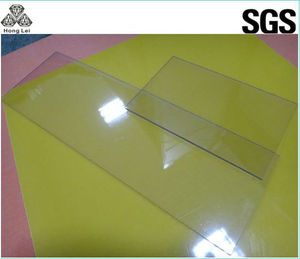 Transparent hard Plastic mini extruded PC Sheets plate board