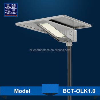 25w Low Cost Led Solar Street Light All In One