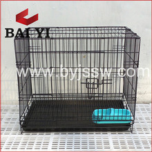 Well Designed Strong Stainless Steel Dog Cage