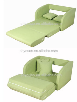 Foam Folding Sofa Bed / Folding Beds For Adults B118