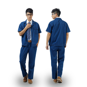 Factory customize coverall workwear electrician workwear OEM Working Clothes safety uniform