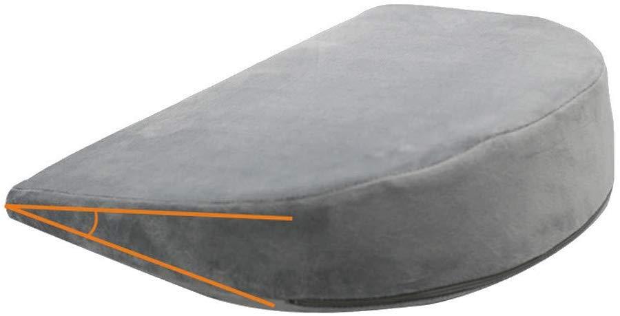 100% 快適な竹炭冷却ゲル整形外科メモリ泡膝脚サポート Rest は睡眠のための枕