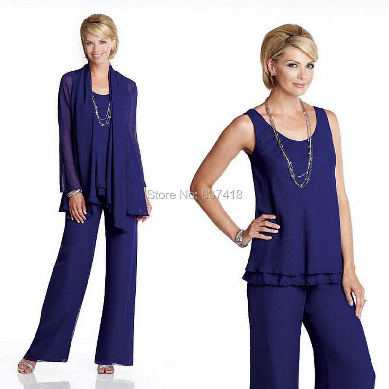 Cheap Elegant Mother Of The Bride Pant Suits, find Elegant Mother ...