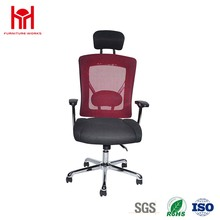 European Style New Style Black Mid Back Mesh Office Chair