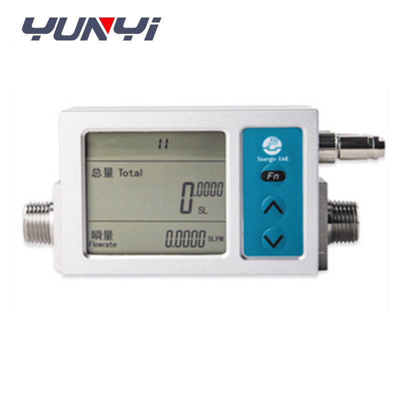 hospital oxygen system air flow meter cfm nitrogen oxygen medical flowmeter