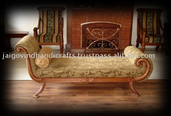 Wooden Couch Wooden Carved Couch  Buy Couchchaise Loungewooden Couch Product .