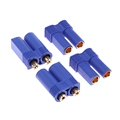 10 Pairs EC5 Device Connector Plug for RC Car Plane Helicopter Multi Copter