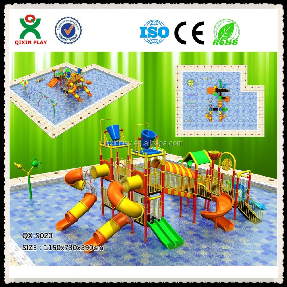 China Professional Water Park Construction Water Park Equipment ...