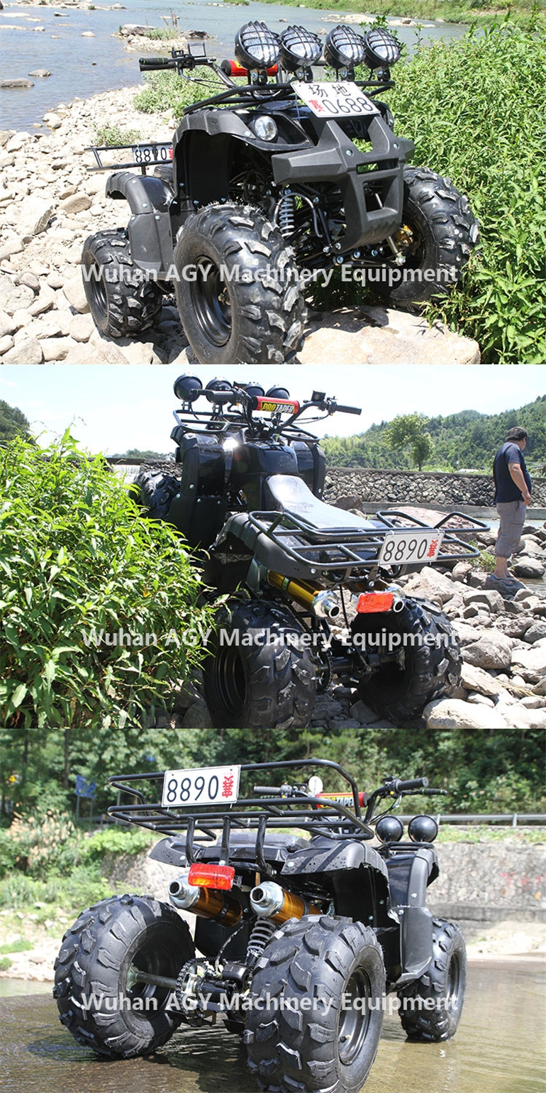 AGY china atv 150cc farm machine