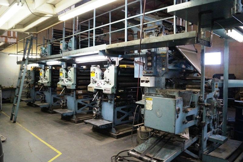 goss sc newspaper printing press buy used newspaper printing press